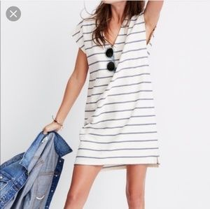 Madewell Vacances Shift Dress size medium